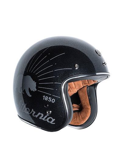 Шлем TORC T-50 3/4 RETRO GRIZZLY