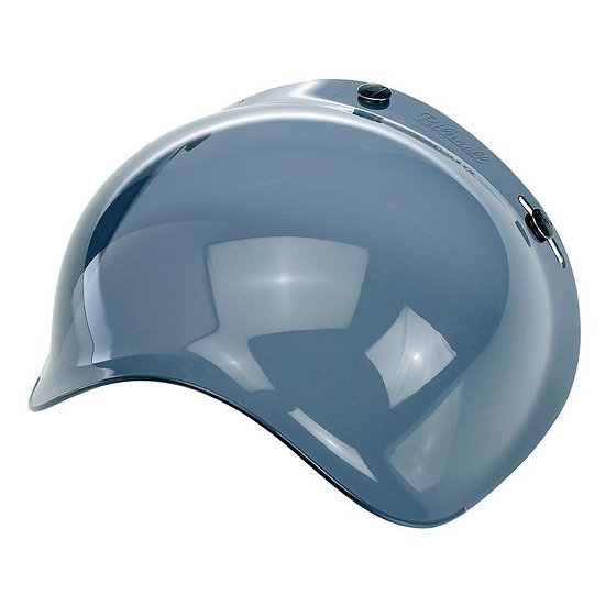 Визор Biltwell Bubble Shield - Smoke Antifog