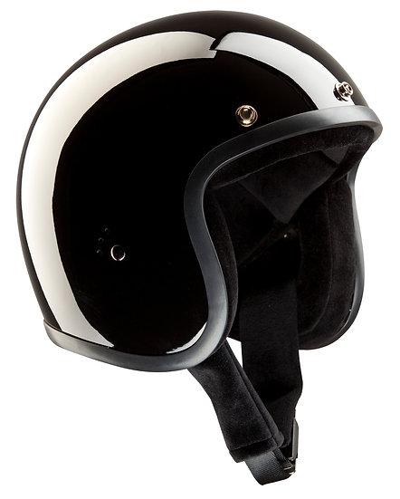 Шлем BANDIT Jet Black Gloss