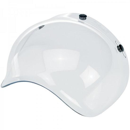 Визор Biltwell Bubble Shield - Clear Antifog
