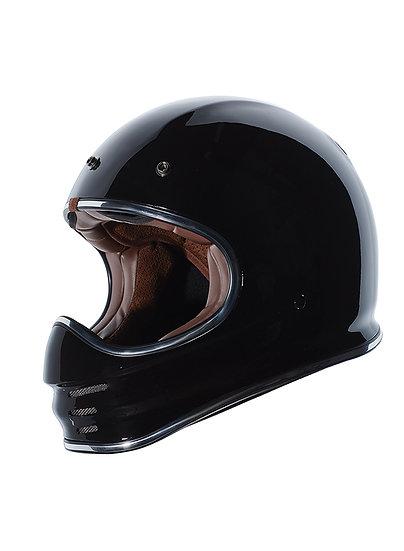 Шлем TORC T3 RETRO MOTO GLOSS BLACK