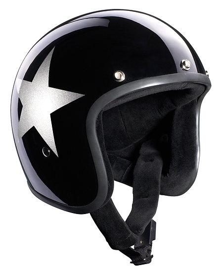 Шлем BANDIT Jet Star Black