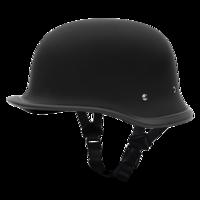 Шлем BIG GERMAN- DULL BLACK