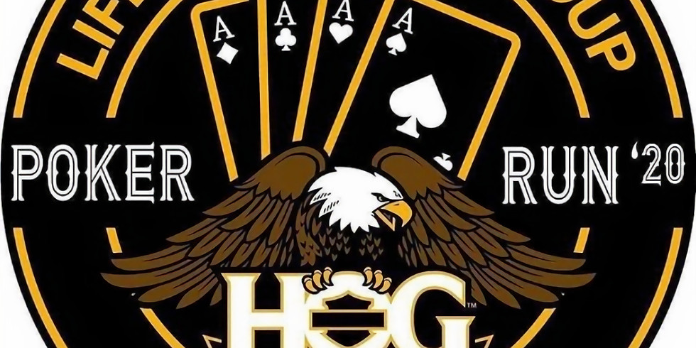 1-й Московский Poker Run & BBQ Party 2020
