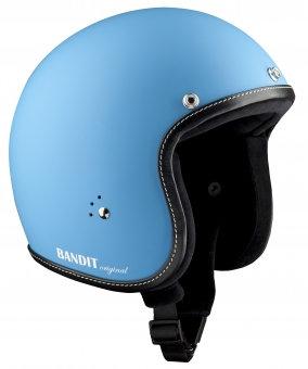 Шлем Bandit Jet  Premium Dull Blue