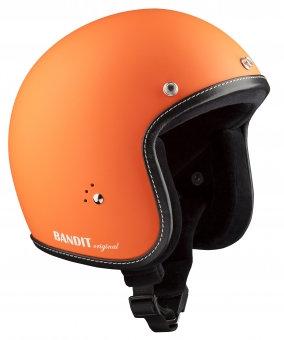 Шлем Bandit Jet  Premium Dull Orange