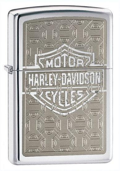Зажигалка Zippo Harley Davidson Pocket Lighter