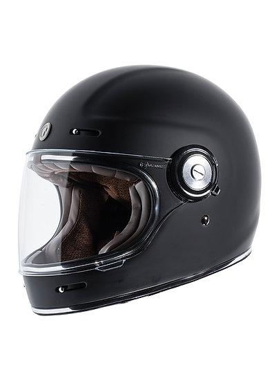 Шлем TORC T1 RETRO MATTE BLACK