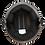 Thumbnail: Шлем GERMAN- HI-GLOSS BLACK