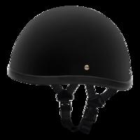 Шлем SMOKEY W/O SNAPS- DULL BLACK