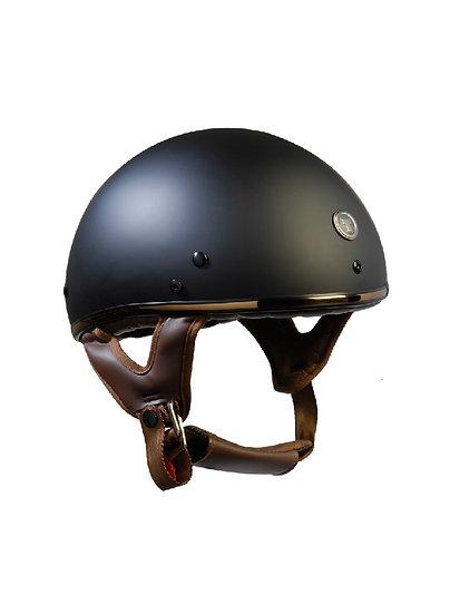 Шлем TORC T-5 HALF SHELL MATTE BLACK BRONZE