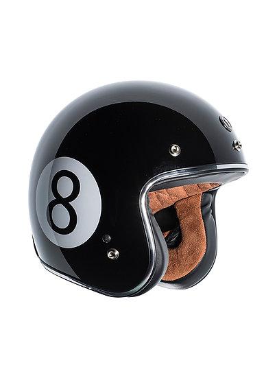Шлем TORC T-50 3/4 RETRO EIGHT BALL