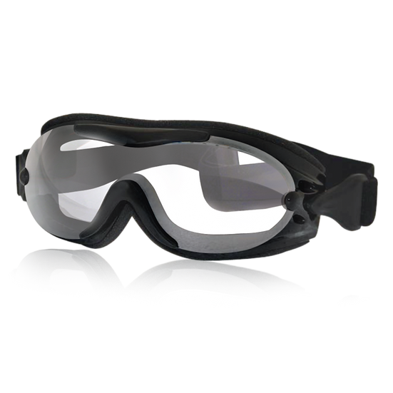 DAYTONA FIT OVER GOGGLES - CLEAR