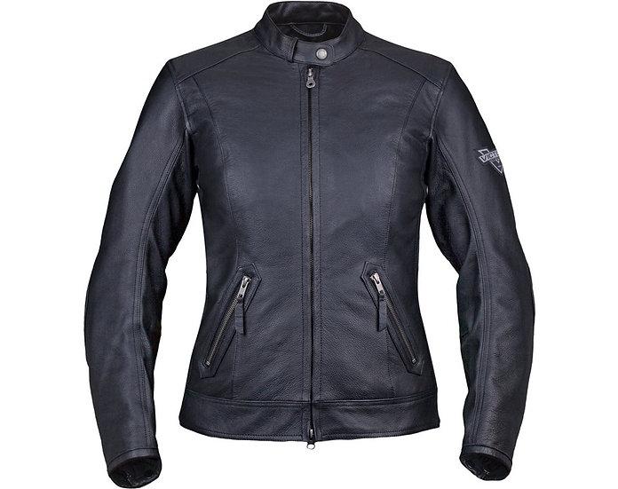 Куртка WOMEN'S SONORA JACKET - BLACK LEATHER
