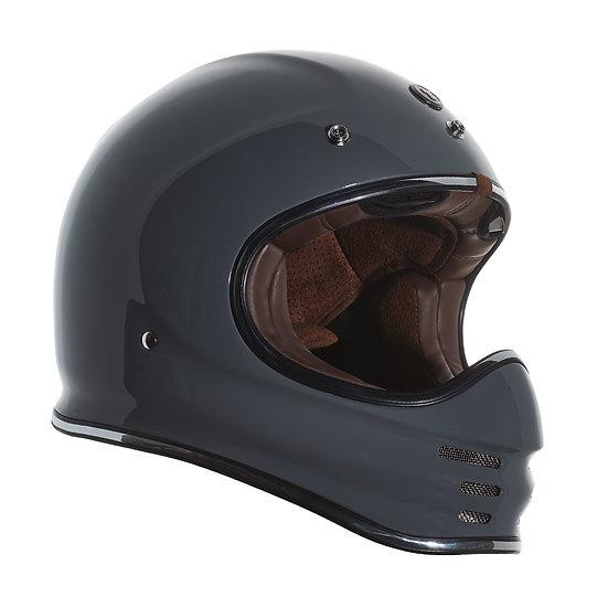 Шлем TORC T-3 FULL FACE RETRO MOTO NARDO GREY