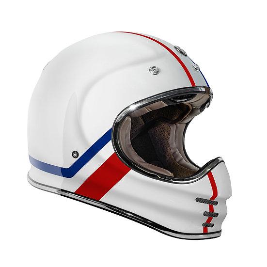 Шлем TORC T-3 FULL FACE RETRO MOTO ALLEGIANCE