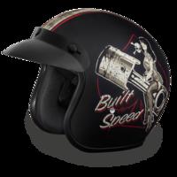 Шлем D.O.T. DAYTONA CRUISER-BUILT FOR SPEED