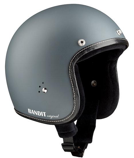Шлем BANDIT Jet Premium Dull Grey