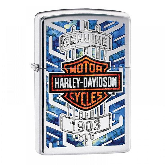 Зажигалка Zippo Harley Davidson Pocket Lighter Limited Edition