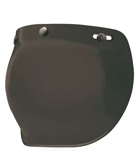 Визор Bell Universal 3 Snap Bubble Faceshield - Dark Smoke