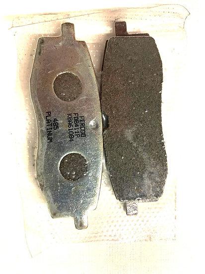 Тормозные колодки FERODO  PLATINUM  YAMAHA