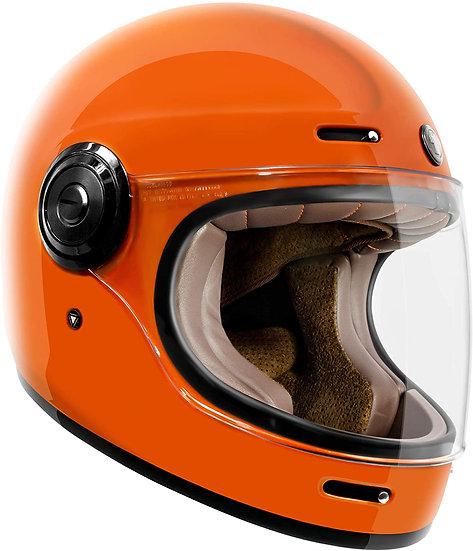 Шлем TORC T-1 FULL FACE RETRO ORANGE
