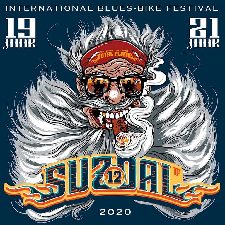 Блюз-Байк Фестиваль Суздаль 2020