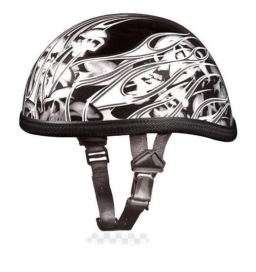Шлем NOVELTY EAGLE - W/ SKULL CHAINS