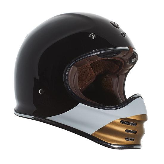 Шлем TORC T-3 FULL FACE RETRO MOTO COYOTE
