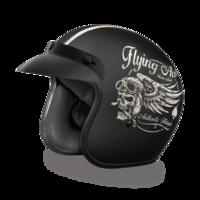 Шлем D.O.T. DAYTONA CRUISER-FLYING ACE'S