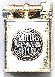 Зажигалка Zippo Harley Davidson WW2 Commemorative Lighter Casablanca Solid Brass