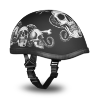 Шлем EAGLE- W/ SNAKE SKULLS