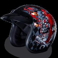 Шлем D.O.T. DAYTONA CRUISER-JOKER