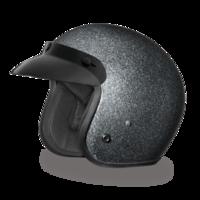 Шлем D.O.T. DAYTONA CRUISER- GUN METAL FLAKE