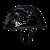 Шлем EAGLE- W/ CROSS BONES
