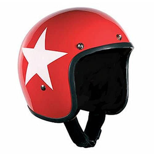 Шлем BANDIT Jet Star Red