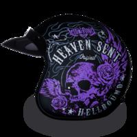 Шлем D.O.T. DAYTONA CRUISER-HEAVEN SENT