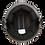 Thumbnail: Шлем BIG GERMAN- DULL BLACK