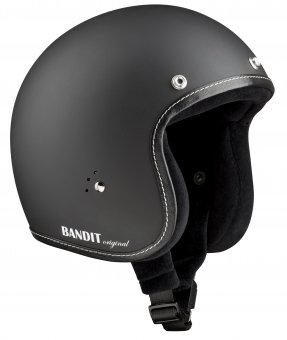 Шлем Bandit Jet  Premium Dull Black