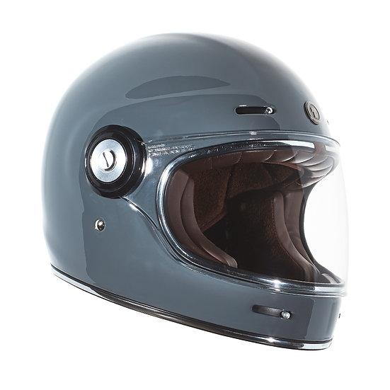 Шлем TORC T-1 FULL FACE RETRO NARDO GREY
