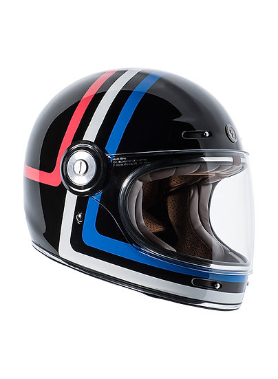 Шлем TORC T-1 FULL FACE RETRO AMERICANA TRON