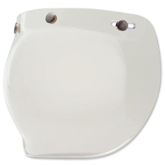 Визор Bell Universal 3 Snap Bubble Faceshield - Clear