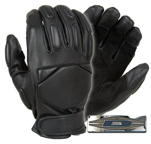 Перчатки Damascus DRE25 Responder Leather Full-Finger Fast Roping Gloves