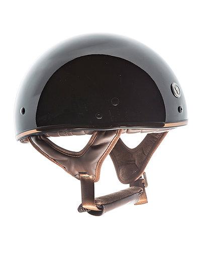 Шлем TORC T-5 HALF SHELL GLOSS BLACK BRONZE