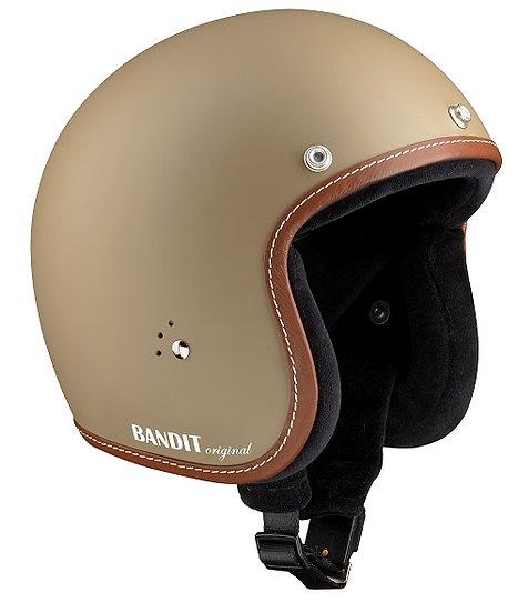 Шлем BANDIT Jet Premium Sandy