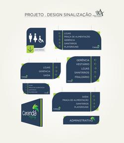 Design Sinalização