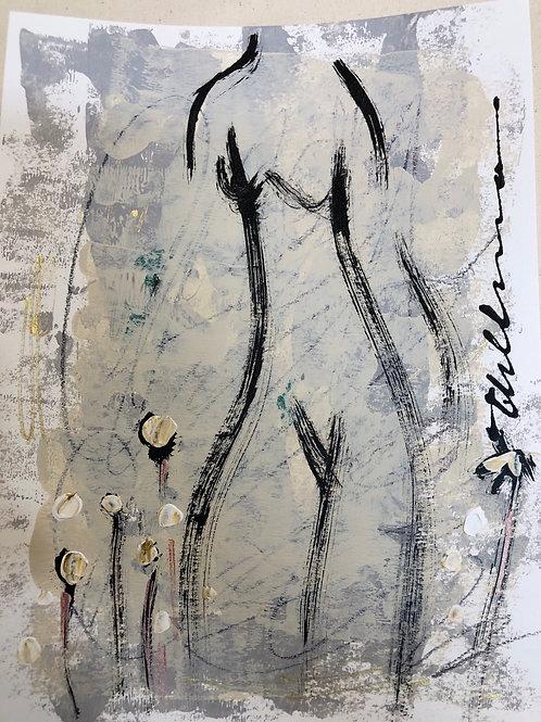 Nude #6 - Original on paper