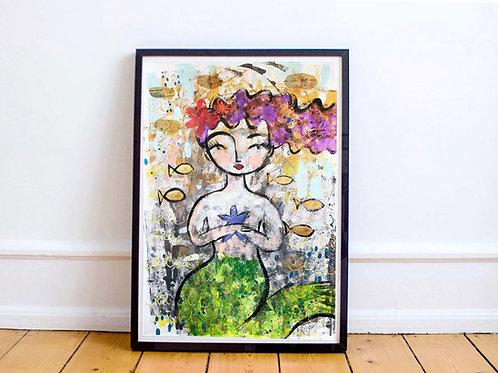 Print - Mermaid's Magic