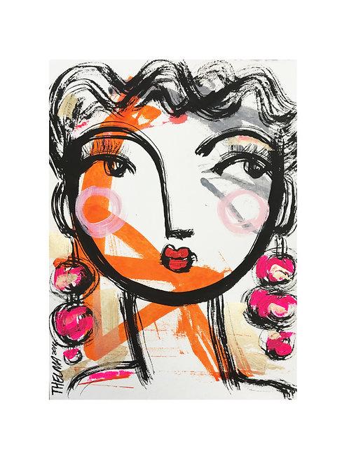 Teresa - Art PRINT