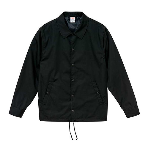 T/C コーチ ジャケット(裏地付)【7448-01】(無地価格)